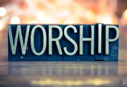 "Worship Service –  ""Masks Required""  COVID Restrictions apply"